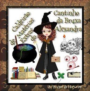 Complemento do Blog Cantinho da Bruxa Alexandra